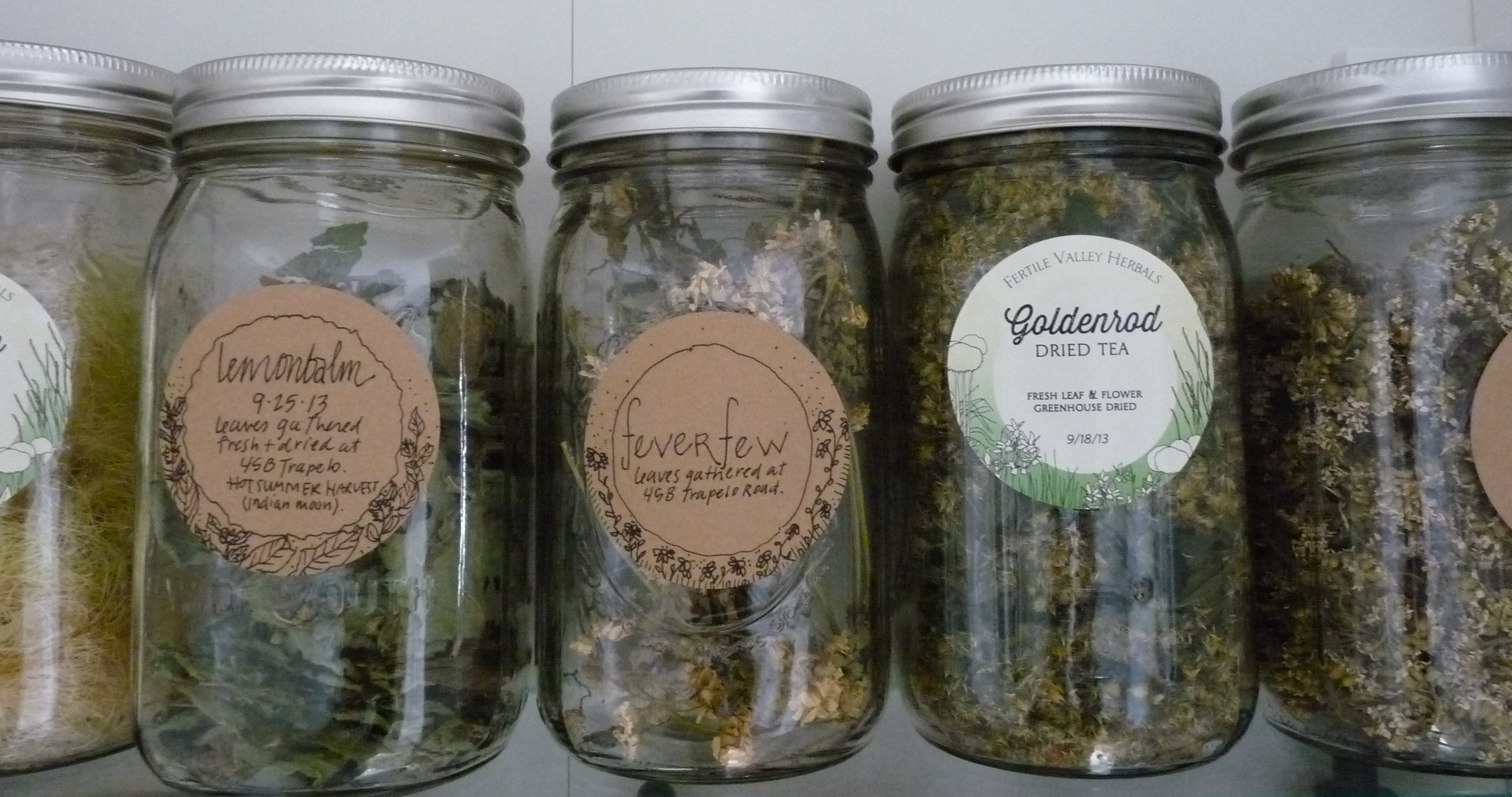 Herb and Tincture Storage Flora Verdura A resource for herbalist